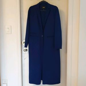 Maje Royal blue Wool Coat  Size 40